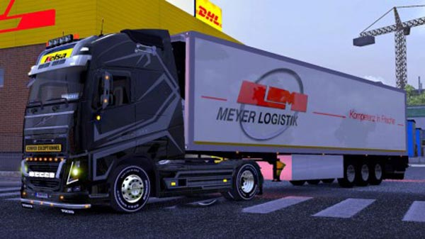 Meyer Lamberet Trailer
