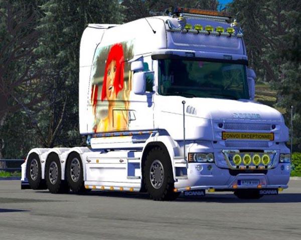 Nasha Masha Scania T Skin