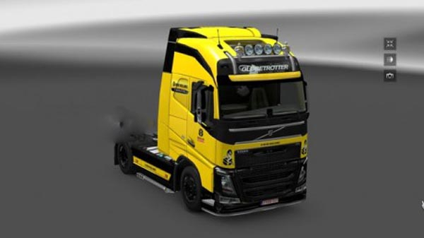 New Holland Skin Volvo FH 2012
