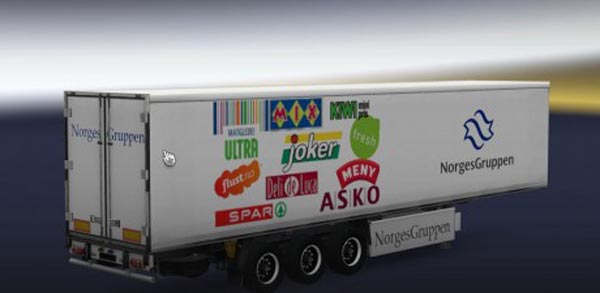 Norges Gruppen Trailer