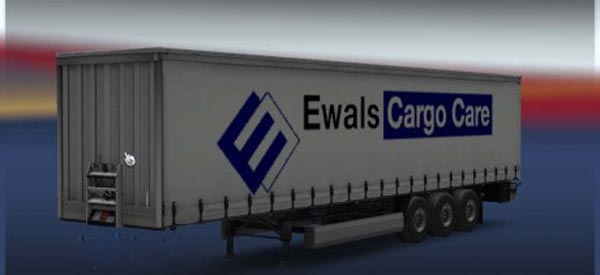 Profiliner Ewals Trailer