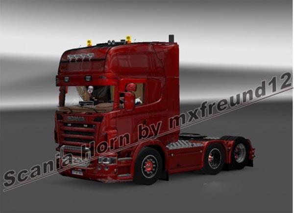 Scania Horn