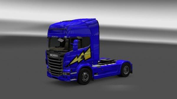 Scania R2009 Bolt Skin