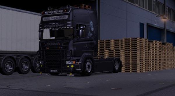 Scania R500 DSG Logistics