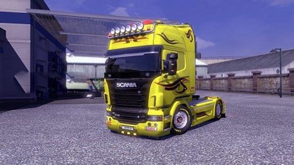 Scania skin by NMK61