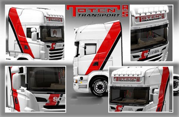 Toten Transport AS