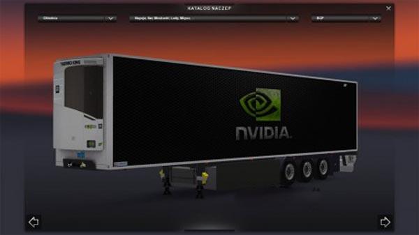 Trailer Nvidia