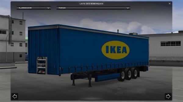 Trailer Standalone Ikea