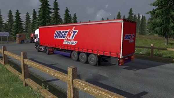 Urgent Curier trailer