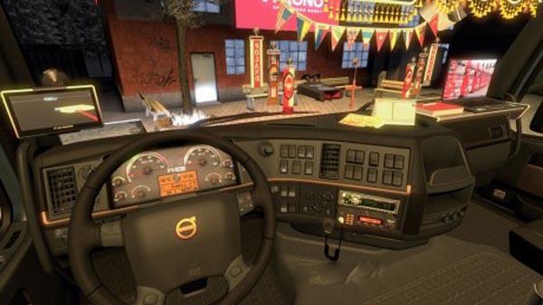 Volvo FH 2009 Interior