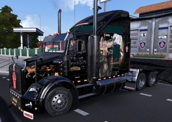7 spurs trucking