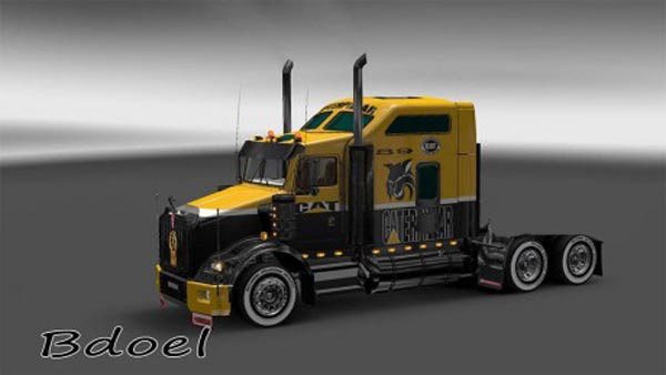 Caterpilar skin for KW T800