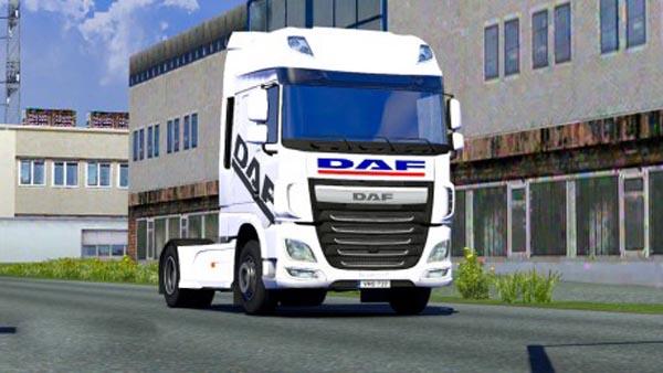DAF XF Euro 6 skin