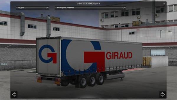Giraud Trailer