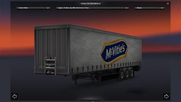 McVities Trailer