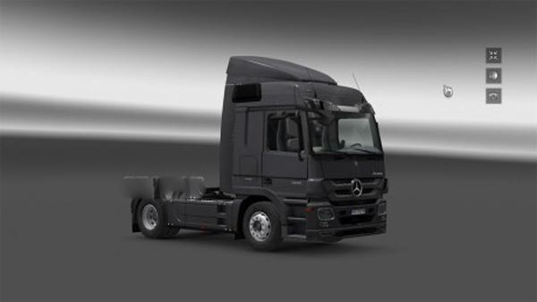 Mercedes Actros MP 3 Orginal Wheels