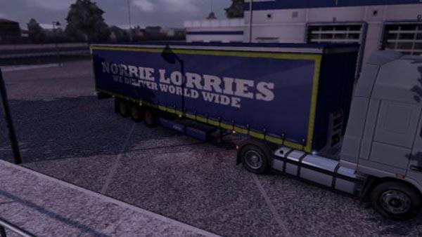 Norrie Lorries Trailer