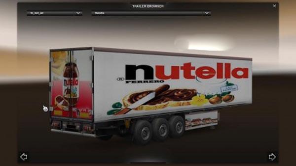 Nutella skin