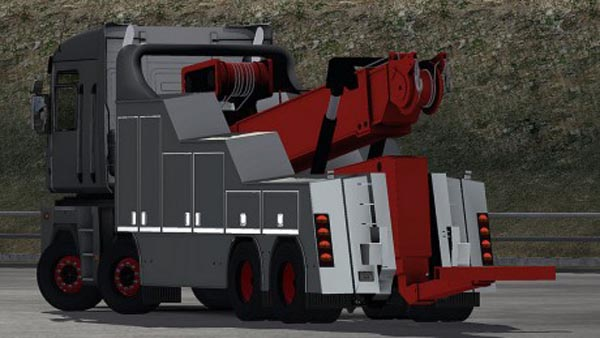 Renault Magnum Recovery