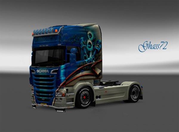 Scania Konzack skin