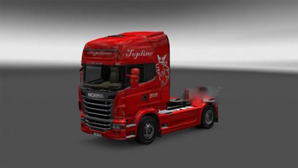 Scania R – Broome International