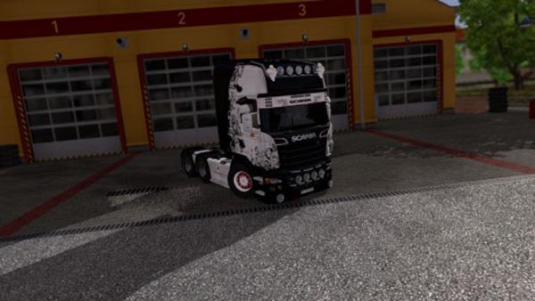 Scania R Abstraction Skin