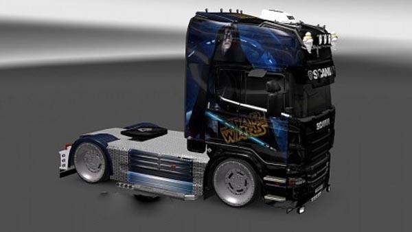 Scania R Star Wars Skin
