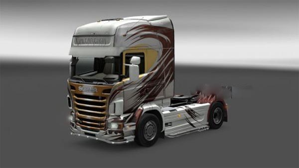 Scania R Valcarenghi