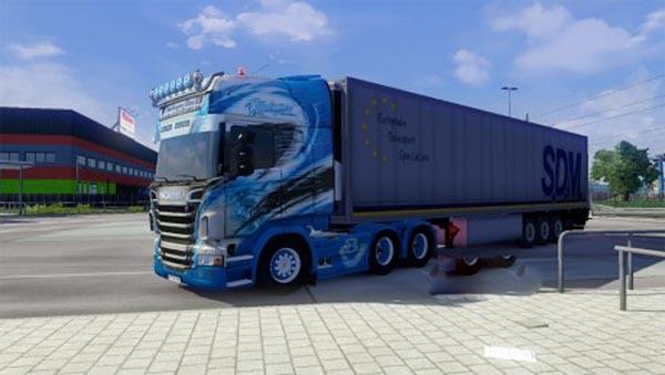 Scania R.Thurhagens skin