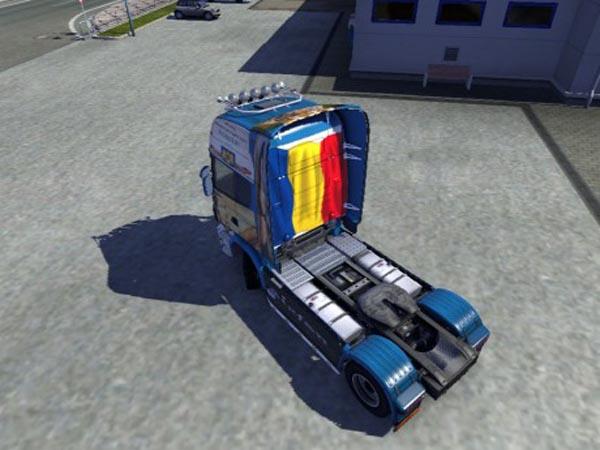 Scania Romania Skin
