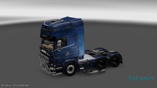 Scania Streamline Kosmos v1 Skin
