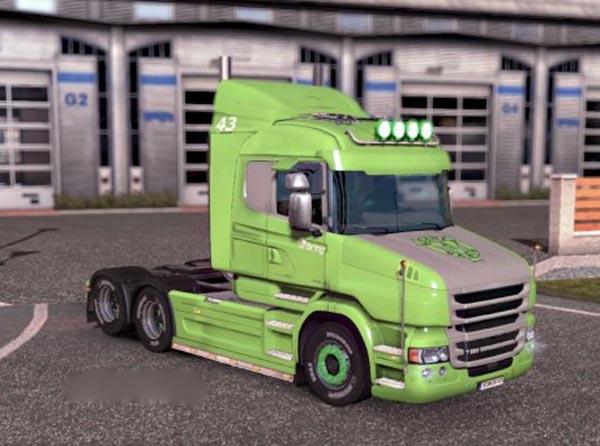 Scania T Bring Skin