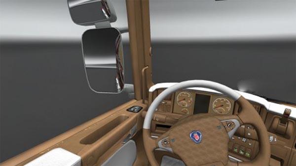 Scania Valcarenghi + Interior