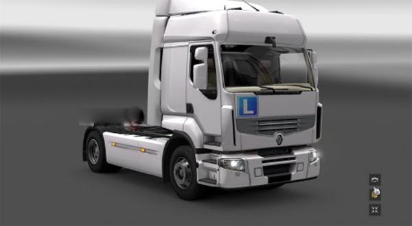 Skin driving Schools-Renault Premium