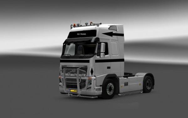 Volvo & DAF RH Trans Skin