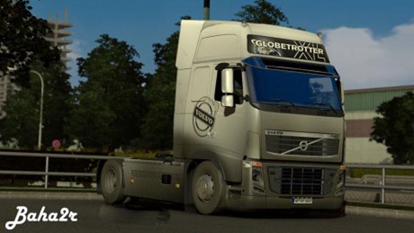 Volvo FH 2009 Dirt Skin