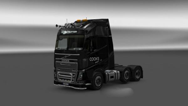 Volvo FH 2012 Cooks Skin
