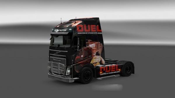 Volvo FH 2012 Duel Skin