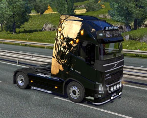 Volvo FH 2012 Dying Light Skin