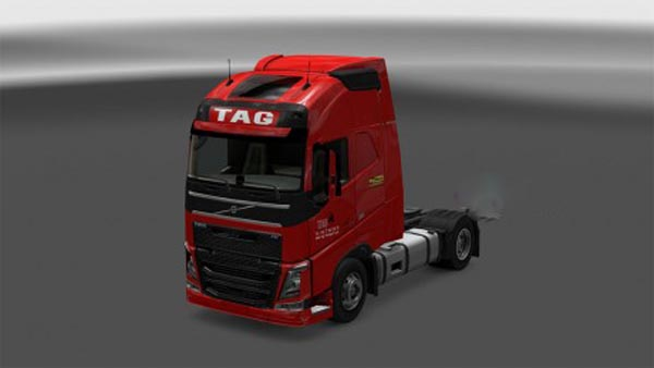Volvo FH 2012 TAG Transport Skin