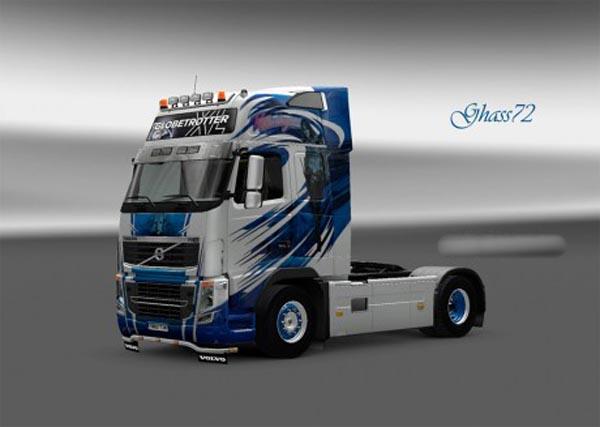 Volvo FH16 R.Thurhagens skin
