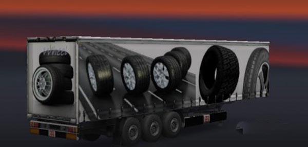 Wheel Trailer