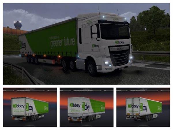 Abbey Logistics Combo Pack