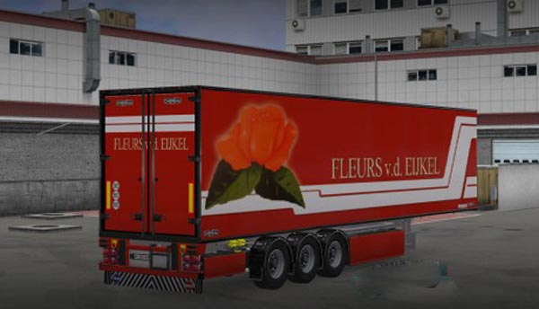 Chereau Fleurs.v.d.Eijkel Trailer
