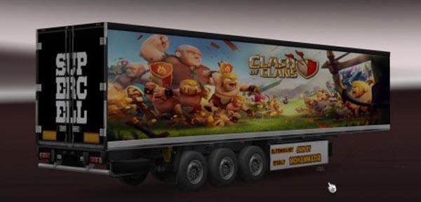 Clash of Clans Trailer