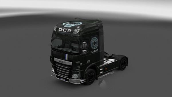 DAF XF Euro 6 OCP Skin