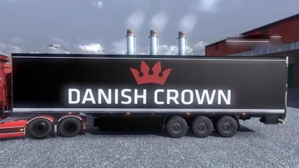 Danish Crown Trailer Standalone