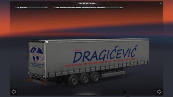 Dragicevic Trailer