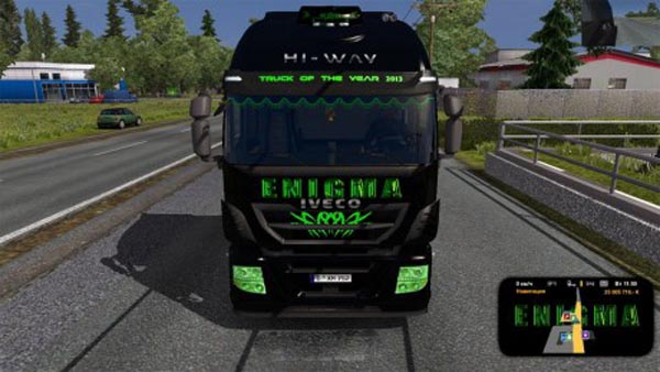 Iveco Hi-Way ENIGMA