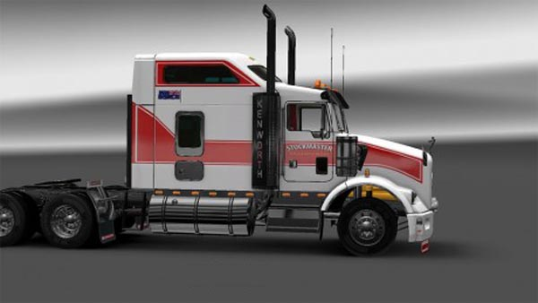 Kenworth T800 Stockmaster Skin